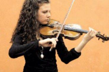 Irena Vučić (violin & chamber ensemble)